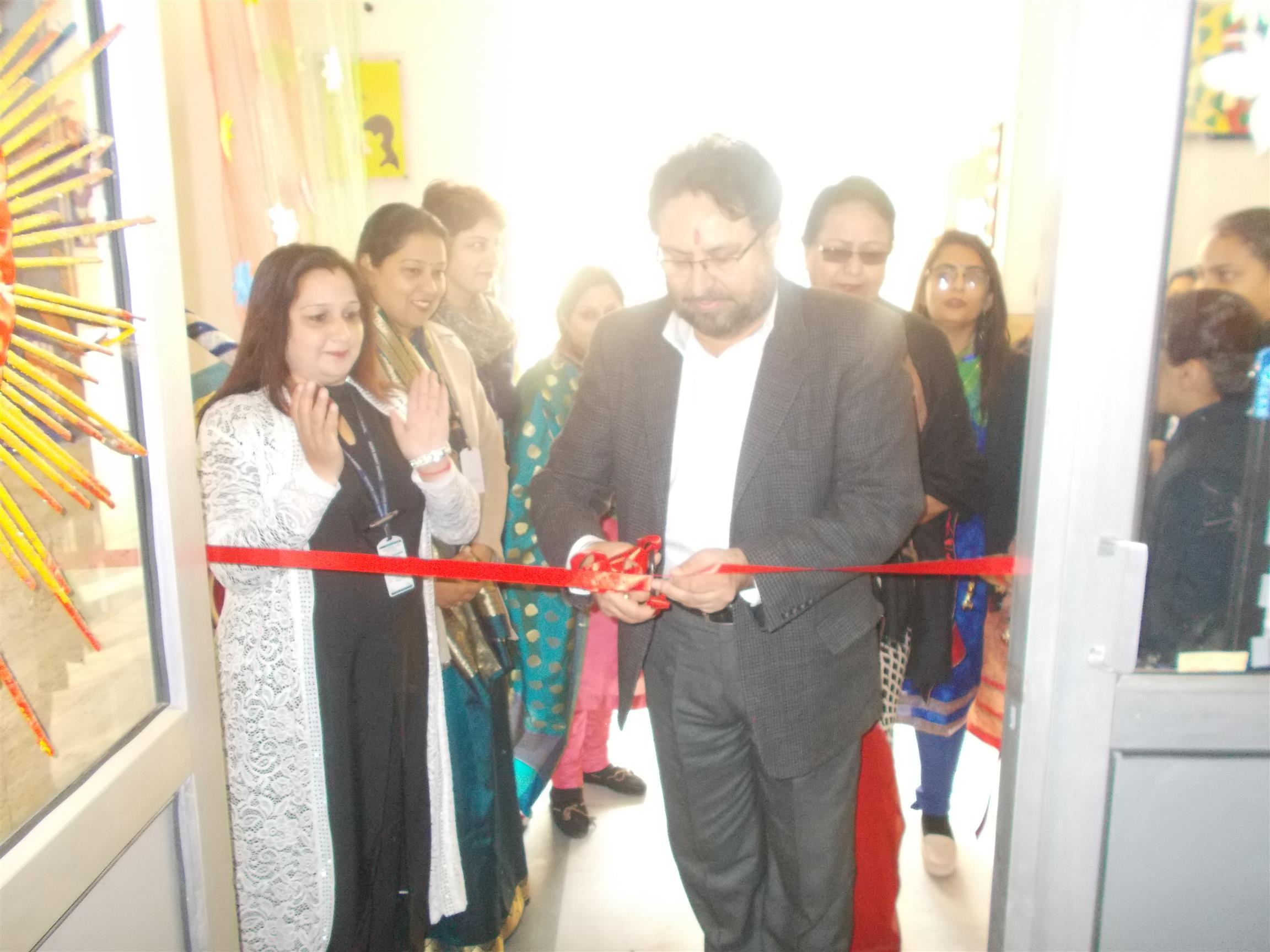 Exhibition - 2018 | AKSIPS 45 Chandigarh